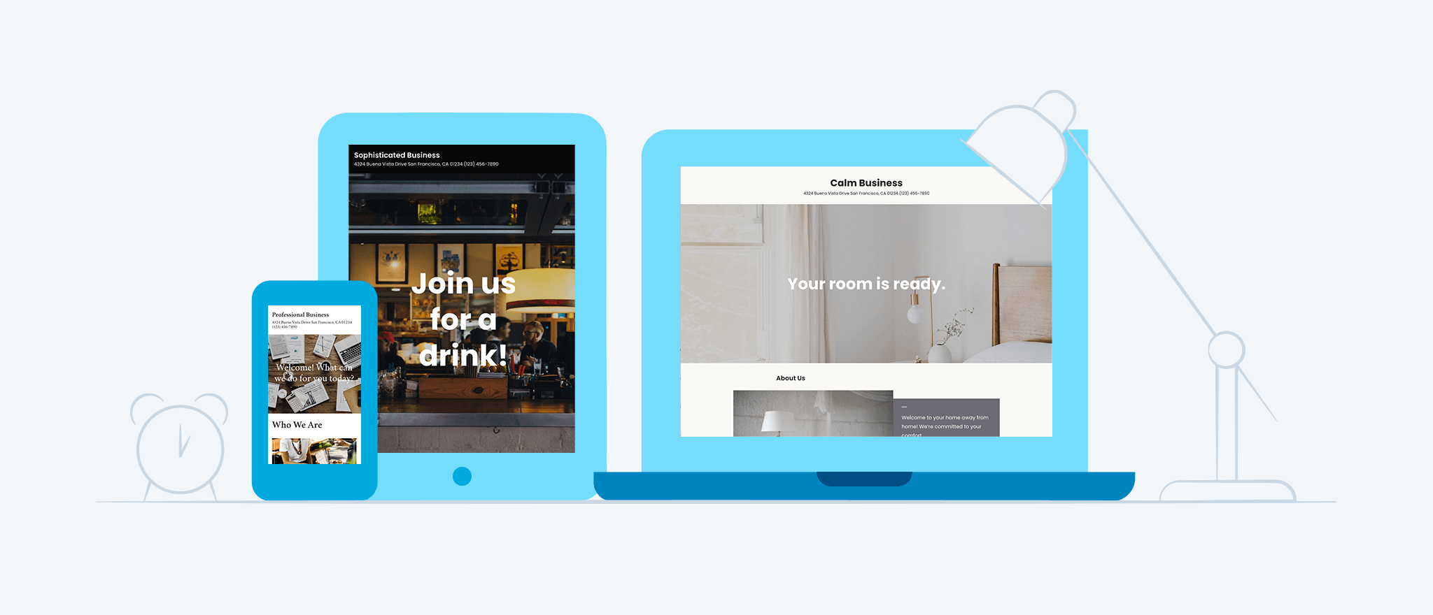 Introducing Six New Business-Oriented Themes