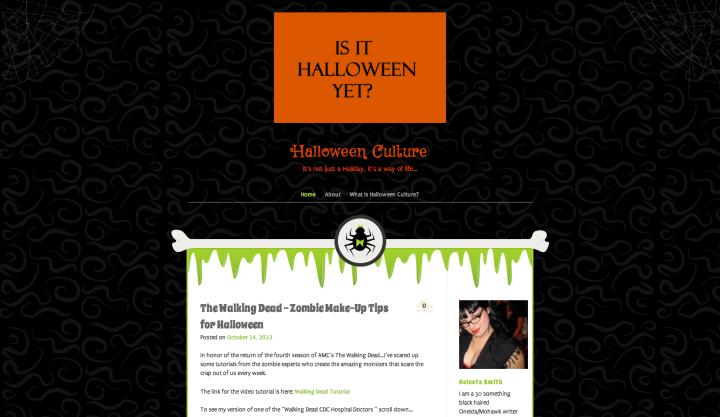 Halloween Culture