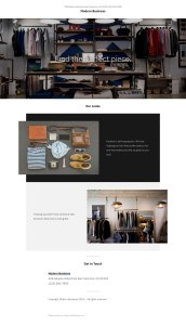 Introducing Six New Business Oriented Themes