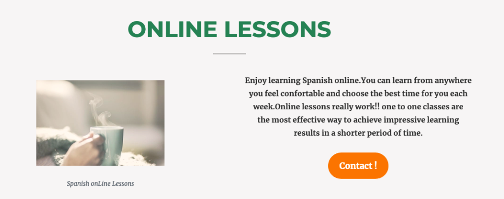 spanishteacherbcn How to Move Your Classes Online — and Charge for Them WPDev News  Earn from your site|HowTo|Resources|Support|WordPress.com|Calendly|Earn|Education|Recurring Payments|subscription|tutorials