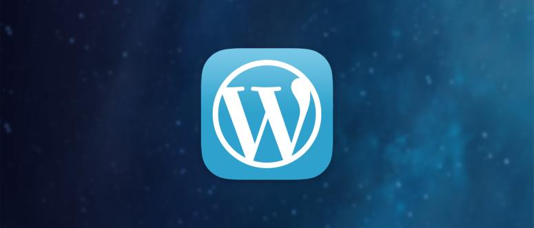 WordPress for iOS 7