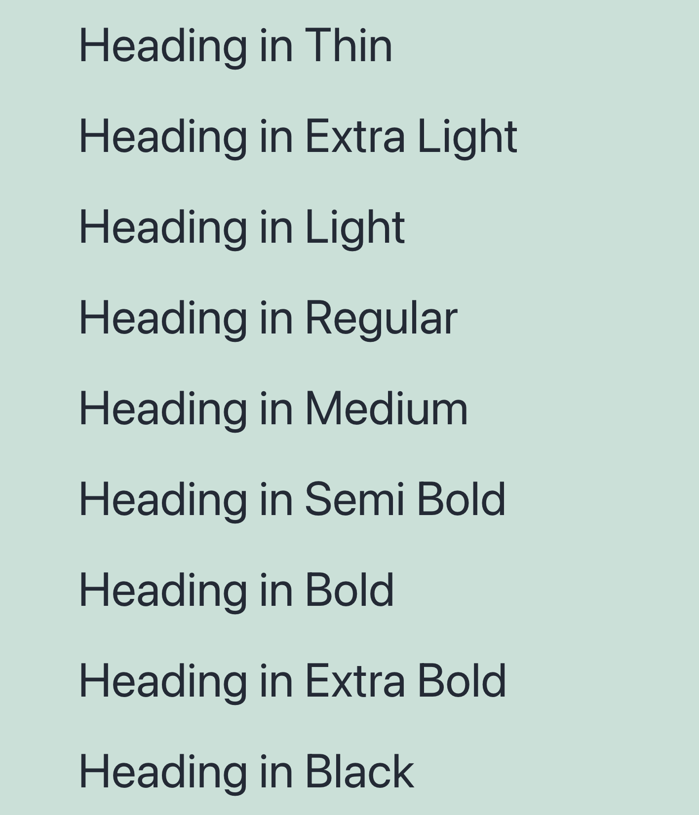 2021-07-21-gutenberg-headings-normal Heading Font Weights and List View Toggles Arrive in Block Editor and WordPress 5.8 WordPress