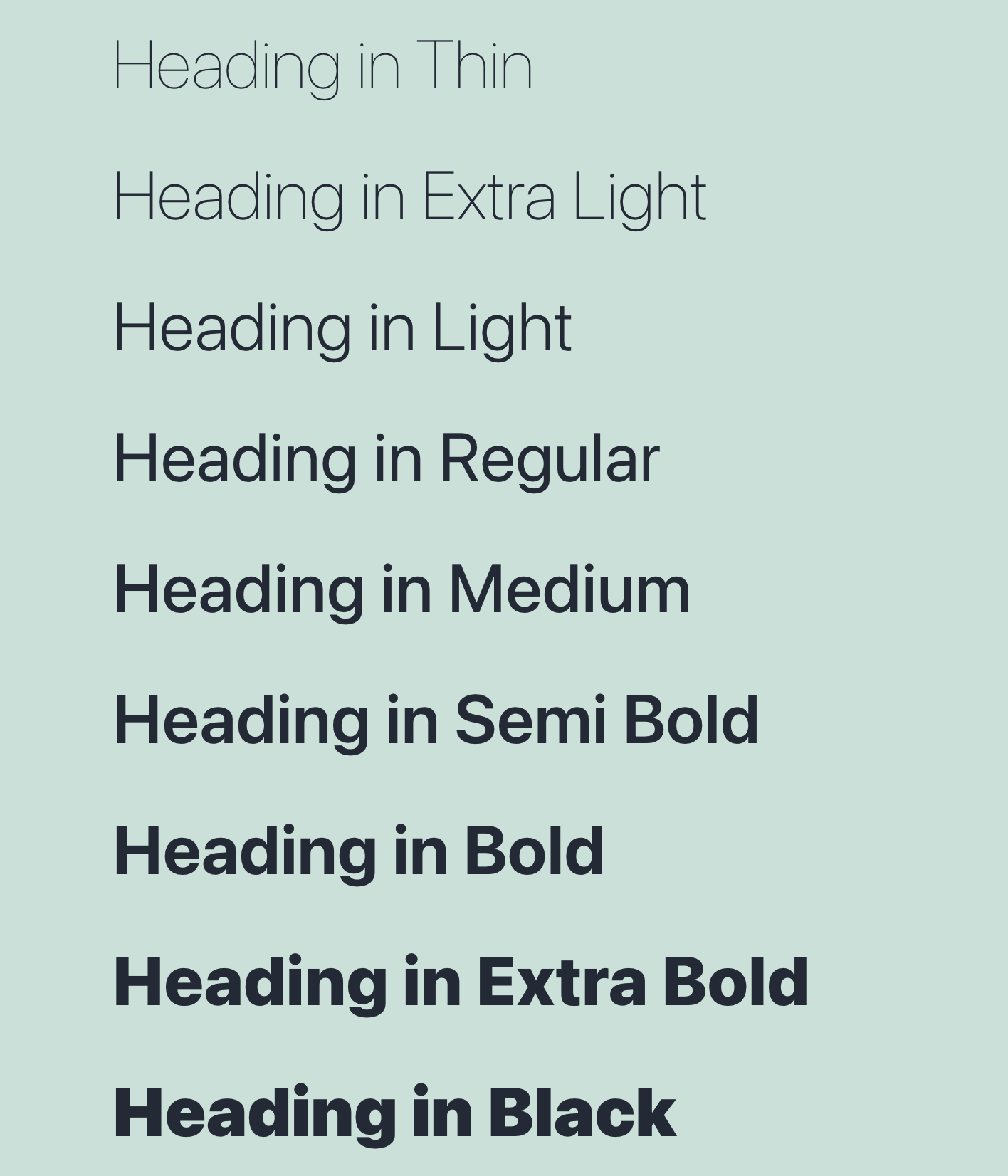 2021-07-21-gutenberg-headings-weights Heading Font Weights and List View Toggles Arrive in Block Editor and WordPress 5.8 WordPress