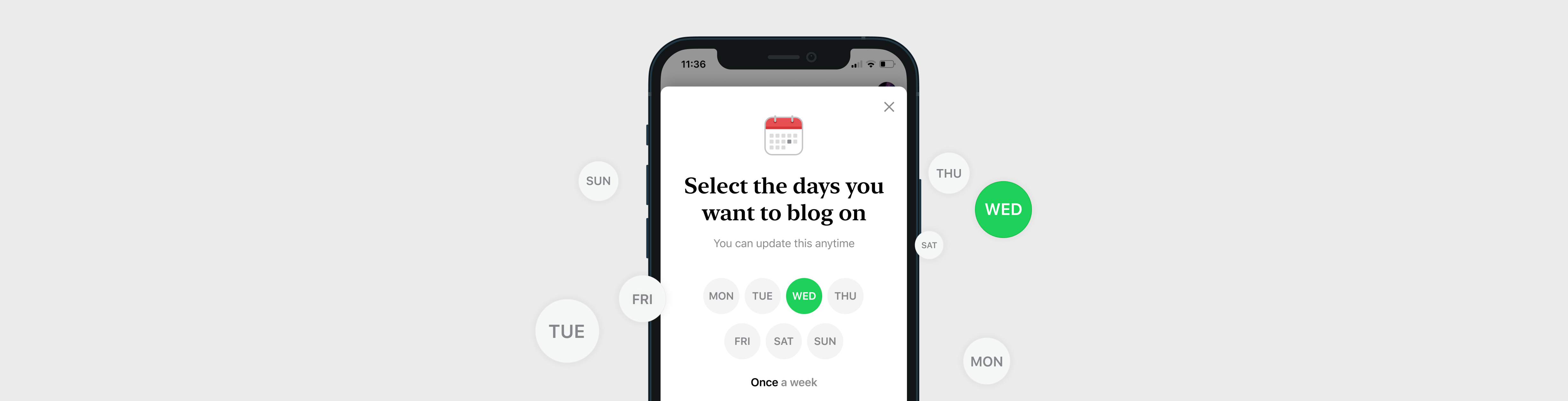 Build a Blogging Habit with Reminders in Your WordPress App