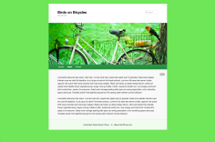 Bright Green Header Color Match