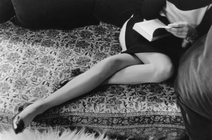 Martine's Legs, 1967 -- Henri Cartier-Bresson (Magnum Photos)
